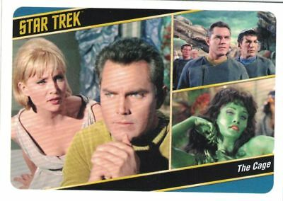 Star Trek Captain´s Collection 2018  Trading Card Set (80 Cards)