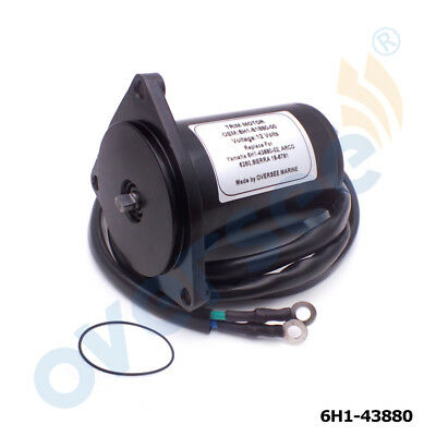 6H1-43880 PowerTilt Trim Motor For YAMAHA Outboard 50HP 55HP 60HP 70HP 85HP 90HP