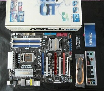 DRIVER FOR ASROCK P55 DELUXE