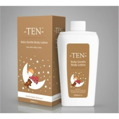 Baby Lotion: -TEN- ™ Gentle Baby Body Lotion