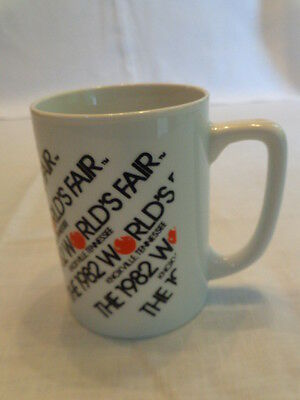 1982 World'S Fair Mug