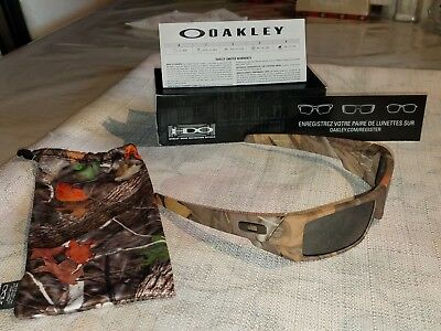 f443b1ffcf5 NEW OAKLEY SUNGLASSES 03-483 GASCAN King s Woodland Camo w  Black ...