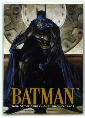 Batman Saga of the Dark Knight - Promo Card