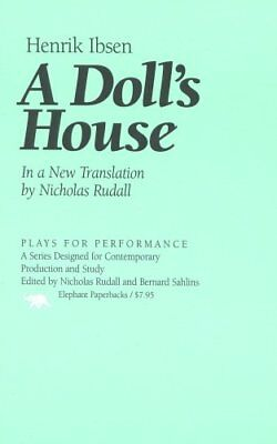 A Doll's House by Henrik Ibsen 9781566632263 (Paperback, 1999)