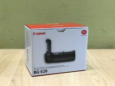Canon BG-E20 Battery Grip for Canon EOS 5D Mark IV New In Box