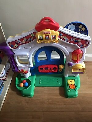 78fb935f1 FISHER-PRICE MUSICAL ACTIVITY Table - £20.00