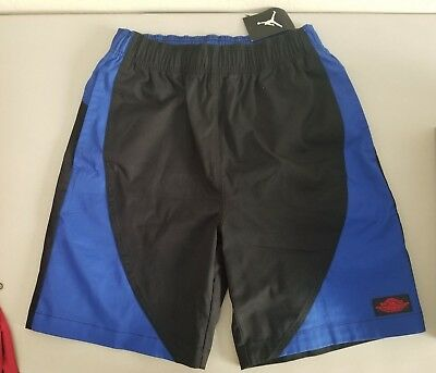 3cac568f99f4 New Jordan Flight Blue Label Wings Muscle Shorts 884269-480 Aj1 Size M L
