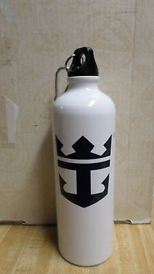 Royal Caribbean Water Bottle With Carabiner Clip  New