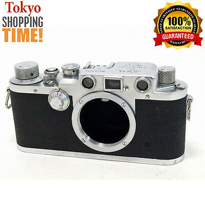 [EXCELLENT+++] Leica IIIc Body from Japan