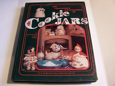 The Collector's Encyclopedia Of Cookie Jars (Hardcover 1991)