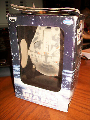 Star Wars Banpresto 1997 Japan Exclusive Remote Control Millennium Falcon