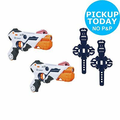 Nerf Laser Ops Pro AlphaPoint Blaster 8+ Years - 2-Pack