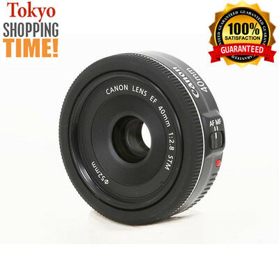 Canon EF 40mm F/2.8 STM Lens from Japan