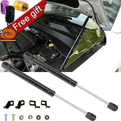 Front Engine Hood Supports Lift Struts Shocks Kits Fit 2015-2018 Jeep Renegade