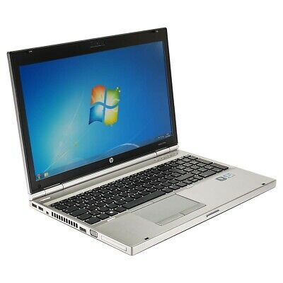 Hp Computer Portatile Notebook Elitebook 8570p i7 2,9 Ghz 15.6 Pollici 500 Gb