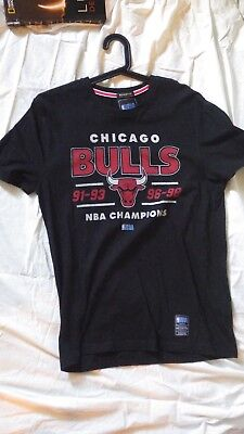 t shirt Chicago Bulls NBA taille M