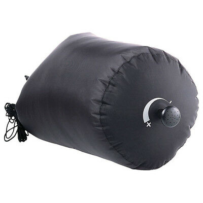 Sea To Summit Pocket Unisex Adventure Gear Portable Shower - Black One Size