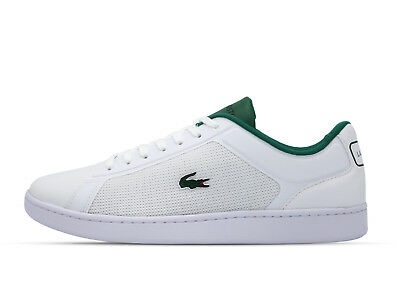 Sport 01 316 Spm Genuine Ltr Lacoste 1 New White Shoes Trainers 3RjqL4A5