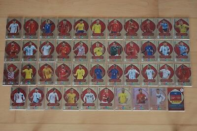 Panini Adrenalyn World Cup 2018 Russie Coupe Du Monde Edition Limitée Choisir