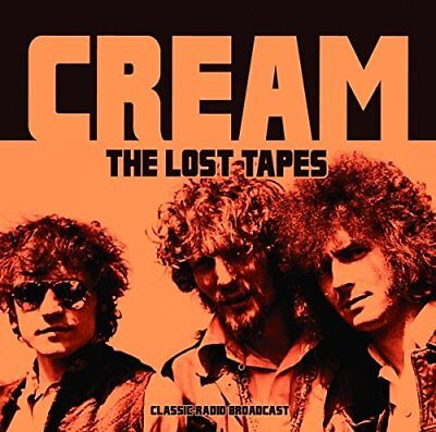 Cream - The Lost Tapes 1967-1968   Cd New+
