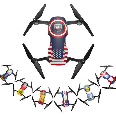 World Cup Game in Russia 3M Decal Sticker Protector FOR DJI Mavic Air Drone