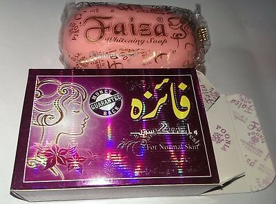 Faiza Whitening Soap Remove Pimples Freckles Free shipping world wide