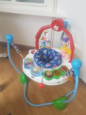 Fisher Price Jumperoo Laugh and Learn