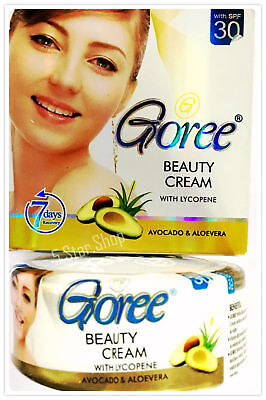 Goree Beauty Cream 100% Original Spots Pimples Removing Free Shipping World Wide
