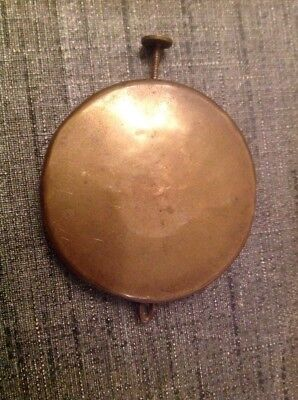 Antique Brass Pendulum Bob 80g 58mm Diameter 75mm Long For Spare Parts