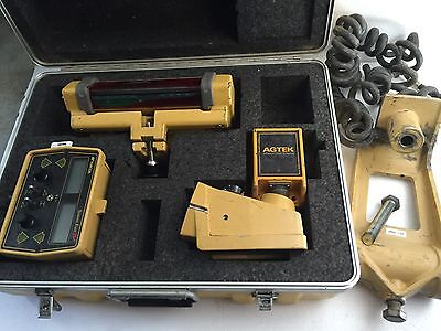 Topcon System Four With Topcon Ls-B2 Receiver
