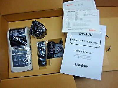 NEW Mitutoyo DP-1VR Digimatic Mini Processor 264-504-5A