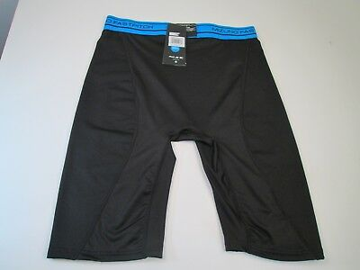 MIZUNO Fastpitch Womens Low Rise Compression Sliding Shorts Black Size XL
