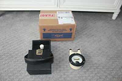 Rare Nervoscope Gonstead Porcelain Model ST-P Very Good Condition With Case