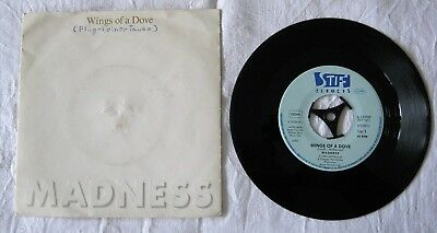 "Madness - Wings of a Dove - 7"" Vinyl Single"