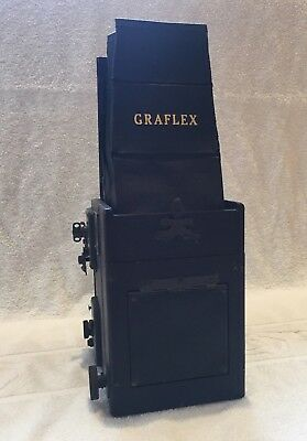 GRAFLEX R.B. Series B  Camera w KODAK AMASTIGMAT NO.31 F-4.5