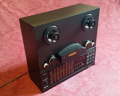 Fostex Model 80   8-Spur-Recorder 1/4 Zoll Bandmaschine 8-Track Reel to Reel