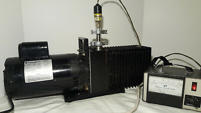 Alcatel 2020CP1 Rotary Vane Vacuum Pump - Fully Tested and Working
