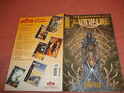Witchblade***comic***heft***nr.19 + Poster