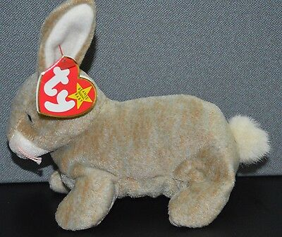 TY Beanie Baby, Nibbly the rabbit (1998/1999, Retired)
