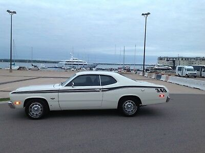 Plymouth: Duster Gorgeous car Beautiful 1973.Plymouth Duster 340