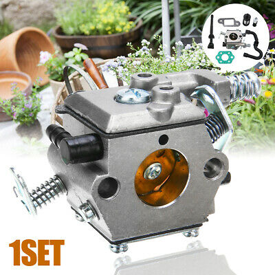Carburetor Carb Chainsaw Air Fuel Filter Kit For Stihl 017 018 MS170 MS180 Sets