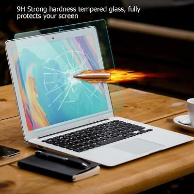 Laptop Notebook HD Tempered Glass Screen Protector Film For Macbook Retina/Air