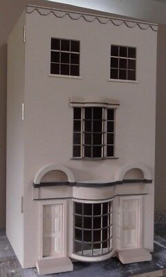 Dolls House 1/12 scale Market Street No 1  (Diagon Alley?)  KIT  by DHD