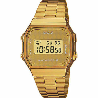 Montre Casio Collection A168WG-9EF Or Mixte