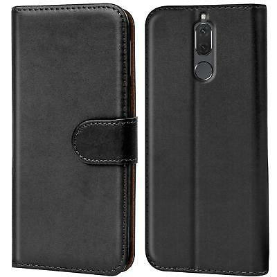 Case Cover Huawei Mate 10 Lite Magnetic Flip PU Leather Wallet Holder Shell Bag