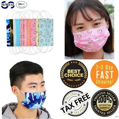 Healthful 3 Layers Ear Loop Mouth Face Mask Disposable Dental Medical Surgical