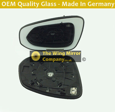 Toyota Rav 4 Wing Mirror With base Heated, LEFT HAND 2013 to 2017