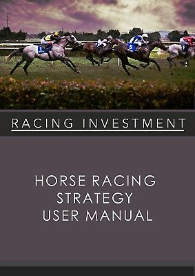 Horse Racing System! - FIND VALUE BETS - Great return %