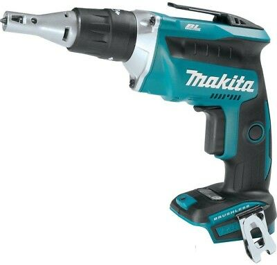 Makita Drywall Screwdriver 18V Lithium-Ion Brushless Dual Belt Hook (Tool-Only)