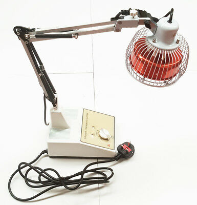 TDP Bio Lamps Thermo-Electromagnetic Waves Heat Lamp CQ12 desk top model